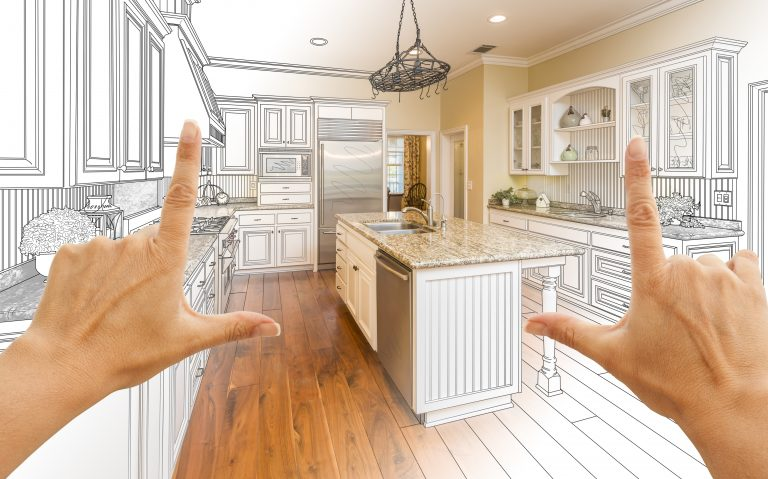 Remodeling a Kitchen with Singer Kitchens