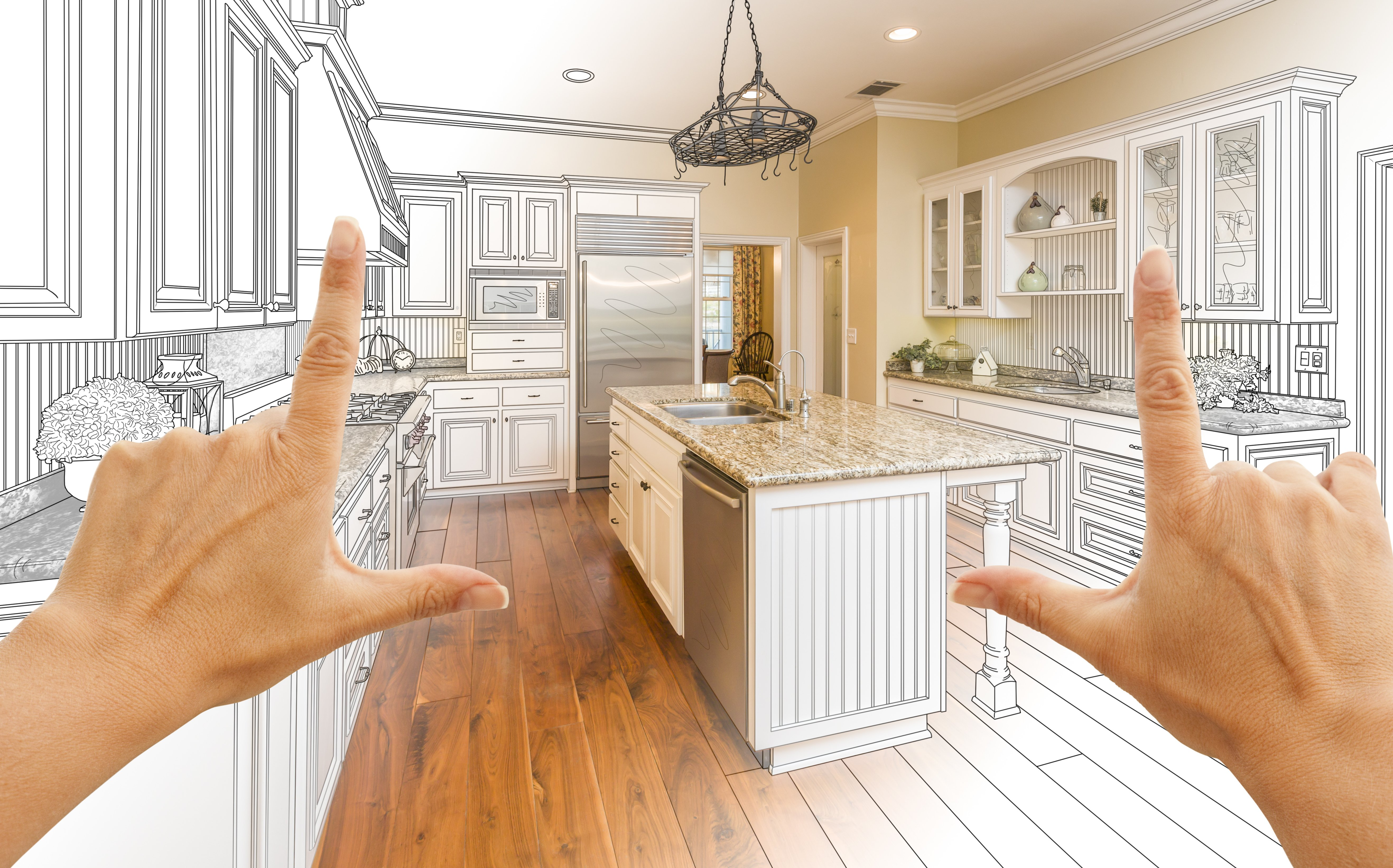 Remodeling With Singer Kitchens