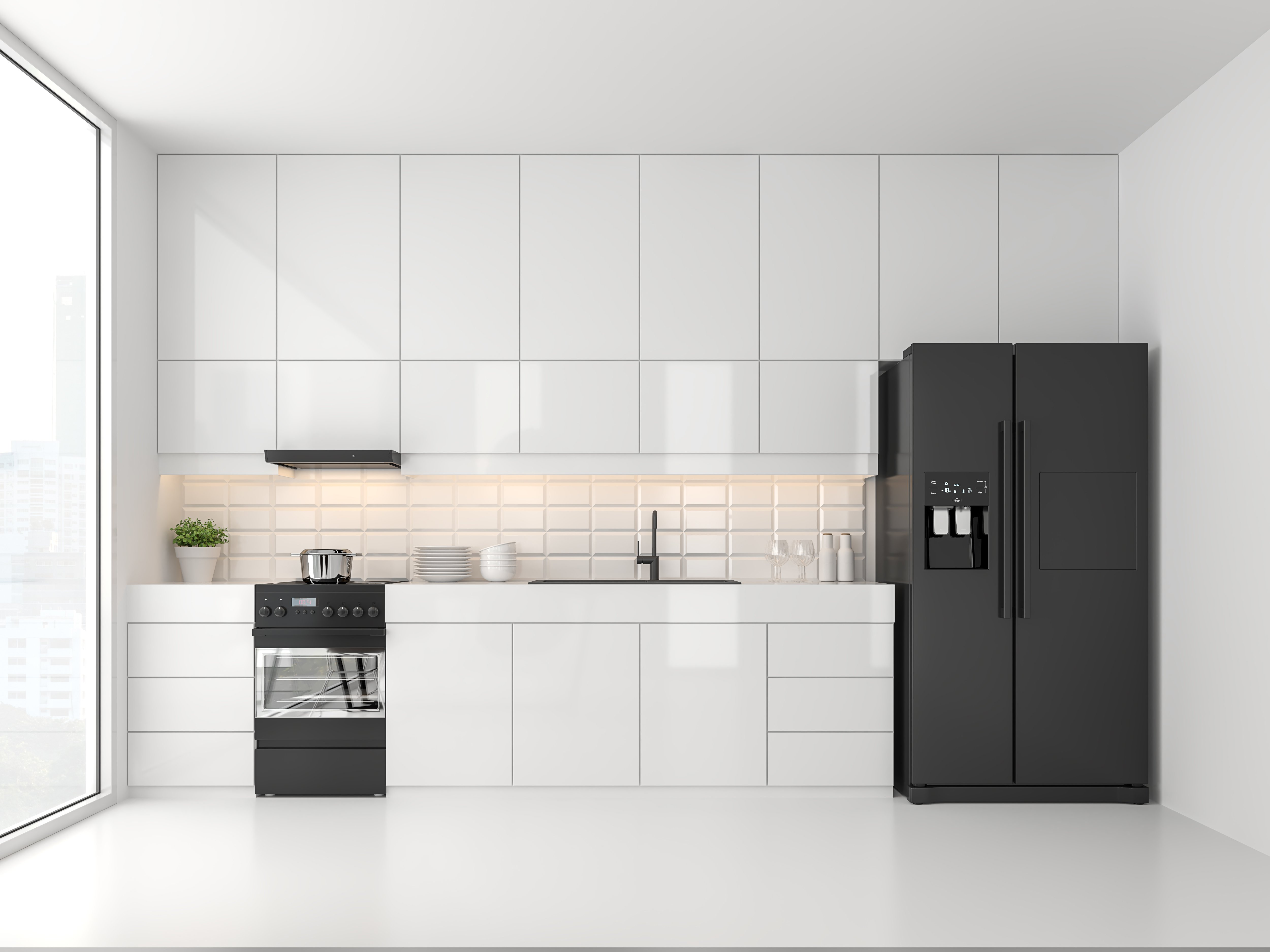 Matte or Gloss Kitchen, Which One, Pros and Cons, the Answer
