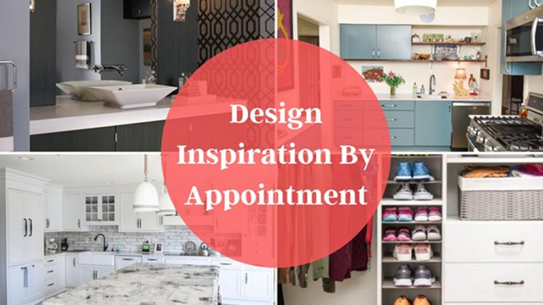 Get Kitchen Design Inspiration By Appointment – Safety Measures Included!
