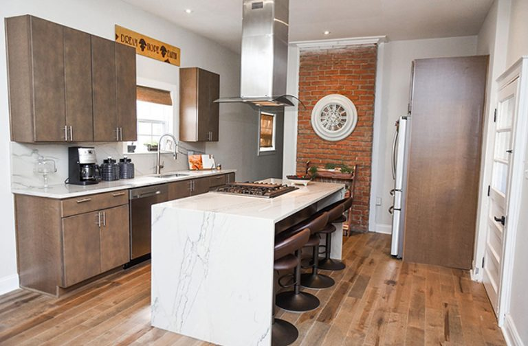 Uptown New Orleans Kitchen Renovation Creates a Meaningful Gathering Place within Budget