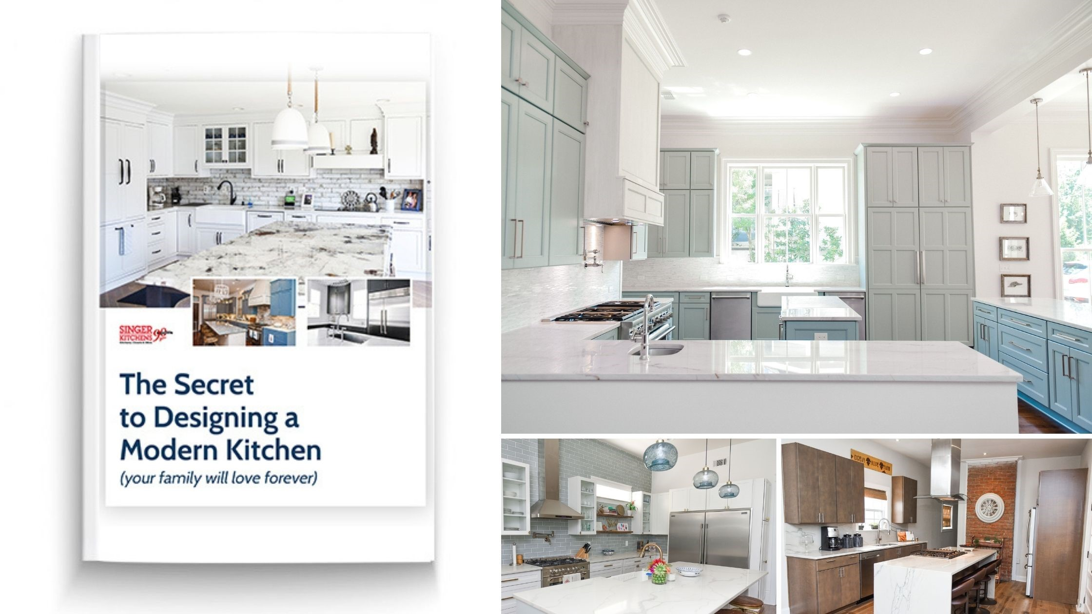 The Secret to Designing a Kitchen You'll Love Forever