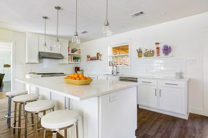 A Minimalist Mandeville Kitchen Brought to Life