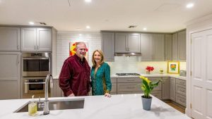 A Downsized Dream Kitchen in Metairie
