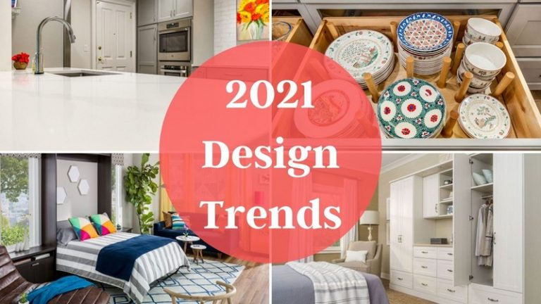 2021 Design Trends Topping EVERYONE'S Wish Lists!