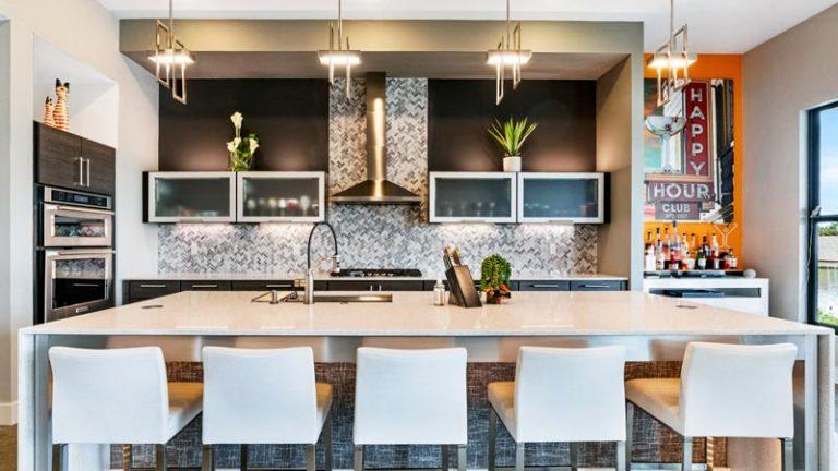 An Entertainer & Boater's Dream Kitchen in Slidell